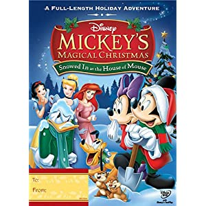 Mickey's Magical Christmas: Snowed In At The House Of Mouse (2009)