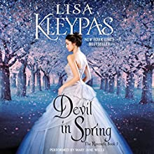 Devil in Spring: The Ravenels, Book 3 Audiobook by Lisa Kleypas Narrated by Mary Jane Wells