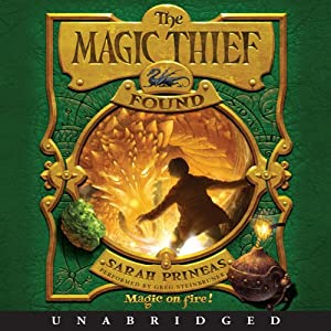 The Magic Thief: Found | [Sarah Prineas]