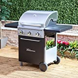 Fire Mountain McKinley 3 Burner Gas Barbecue