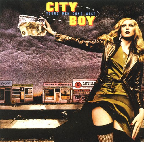 City Boy / Young Men Gone West