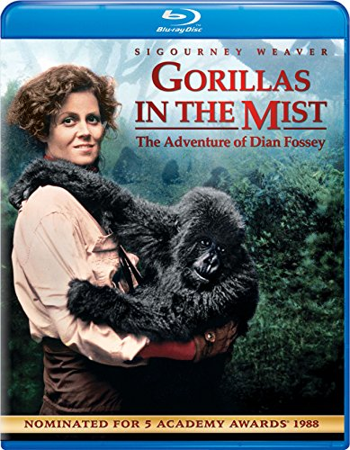 Gorillas in the Mist [Blu-ray]