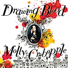 Drawing Blood (       UNABRIDGED) by Molly Crabapple Narrated by Jorjeana Marie