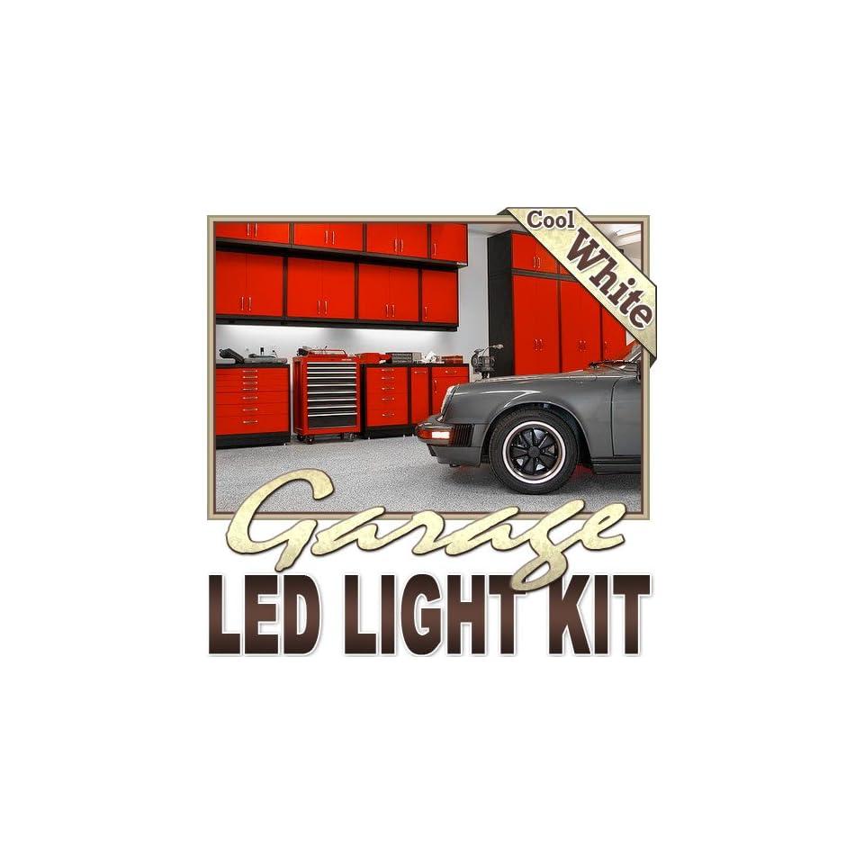 Truck Bed Tool Box Lights : Biltek ft cool white home gym workout room led
