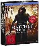 Hatchet 1-3 – Box mit allen 3 Teilen (3 Blu-rays)