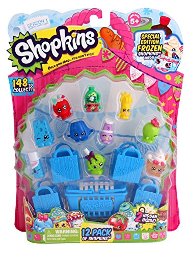 (pack Of 12) 56005 0630996560051 By Shopkins