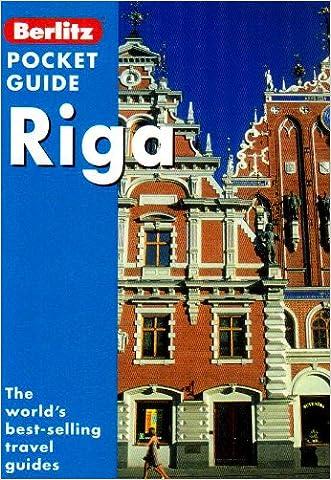 Riga Berlitz Pocket Guide (Berlitz Pocket Guides) written by Martins Zaprauskis