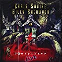 Squire, Chris & Sherwood, Billy - Conspiracy - Live (2 Discos) [Audio CD]<br>$638.00