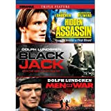 Dolph Lundgren Triple Threat: Hidden Assassin / Blackjack / Men of War