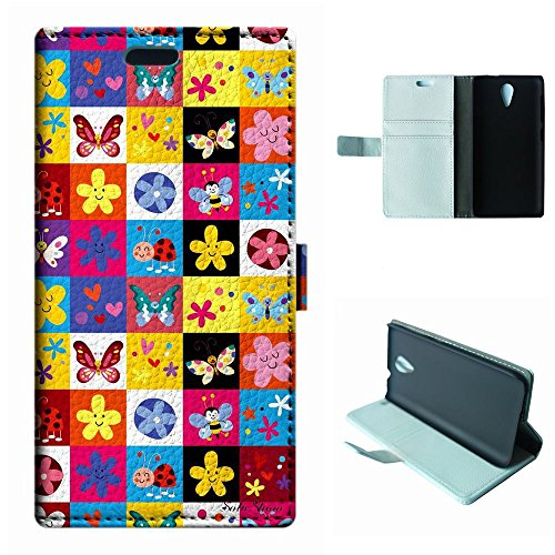 Desire 620G Case,SoloShowu00ae New HTC Desire 620G 5.0 inch Case Colorful ...
