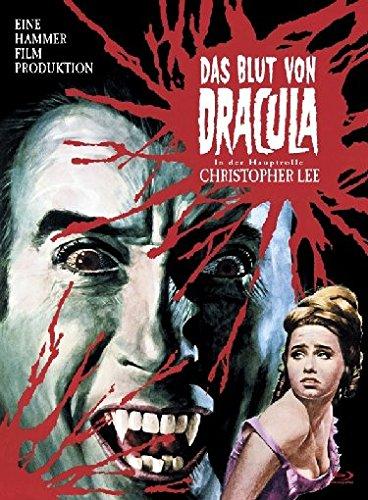 Das Blut von Dracula - Mediabook (+ DVD) [Blu-ray] [Limited Edition]
