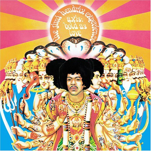 The Jimi Hendrix Experience - Axis: Bold As Love [Re-Issue] - Zortam Music