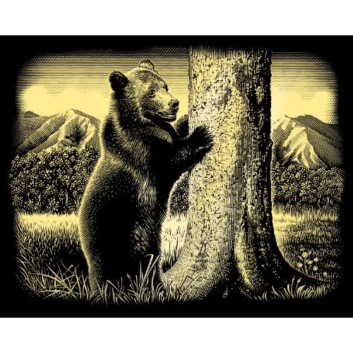 Reeves-Scraperfoil-Bear-Hug-Gold