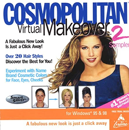Cosmopolitan Virtual Makeover 2 Sampler (Jewel Case)