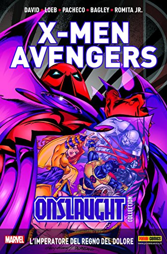 X-Men & Avengers Onslaught Collection 2