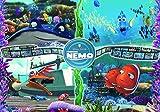 Ravensburger Spieleverlag 13661 - Findet Nemo - 100 Teile XXL, QR Code für die Gratis-App von Ravensburger