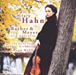 Barber/Meyer: Violin Concertos