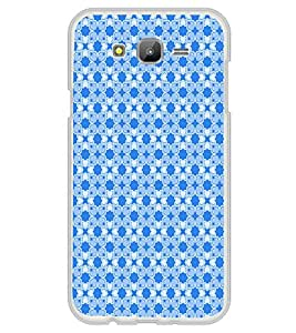 ifasho Modern Art Design Pattern with Lot Of small heart Back Case Cover for Samsung J7