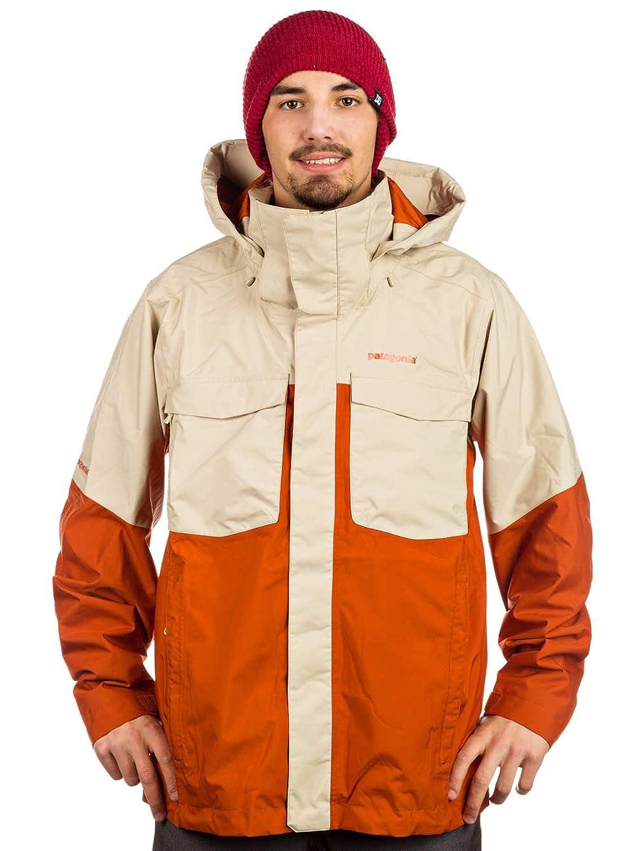 herren snowboard jacke patagonia snowshot freeride jacket g nstig kaufen. Black Bedroom Furniture Sets. Home Design Ideas