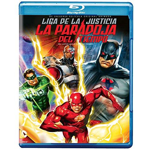 DCU: Justice League Flash Point Paradox - Liga de la Justicia: La Paradoja del Tiempo en ESPAÑOL LATINO