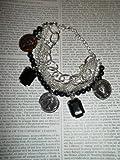 Charm Bracelet - Black Design