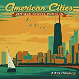 img - for American Cities Vintage Posters 2015 book / textbook / text book
