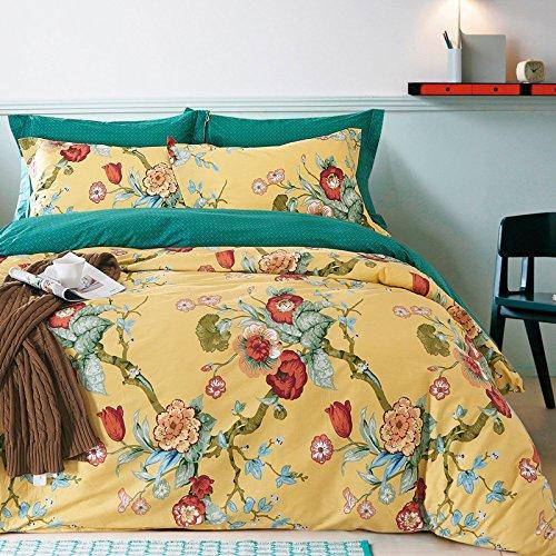 Sisbay Princess Girls Floral Bedding Set King For Import It All