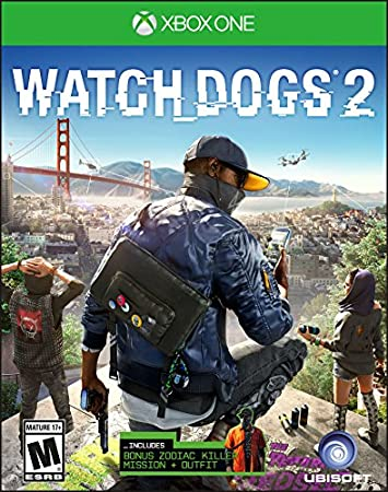 Watch Dogs 2 - Pre-Load - Xbox One Digital Code