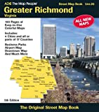 img - for ADC The Map People Greater Richmond, Virginia: Street Map Book book / textbook / text book