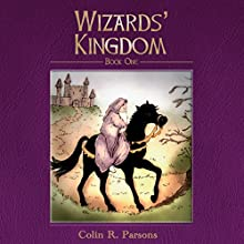 Wizards' Kingdom (       UNABRIDGED) by Colin R. Parsons Narrated by Jus Sargeant