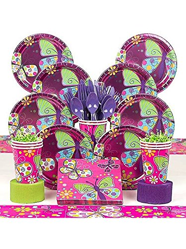 Butterfly Sparkle Deluxe Kit (Serves 8)