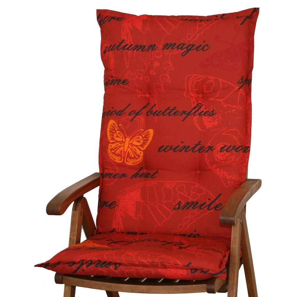 6 Gartenmöbel Auflagen für Hochlehner Sun Garden Prato 40240-440 terrakotta bestellen