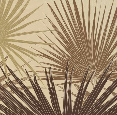 High Quality Polyster Canvas ,the Vivid Art Decorative Canvas Prints Of Oil Painting 'Palms', 8x8 Inch / 20x21 Cm Is Best For Home Office Decoration And Home Decoration And Gifts (Sewing Machine Accesory Bible compare prices)
