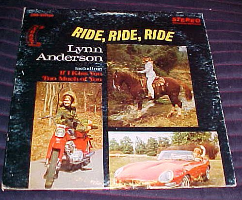 Lynn Anderson - Ride, Ride, Ride - Zortam Music