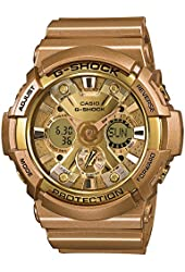 Casio G-Shock GA200GD-9A Special Color Light Gold / One Size Men's Watch