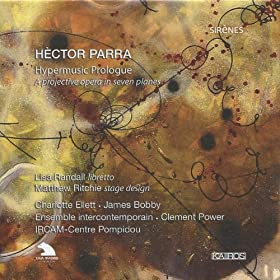 H�ctor Parra: Hypermusic Prologue