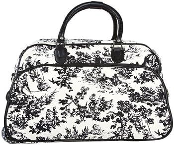 World Traveler 21 Inch Rolling Duffel Bag