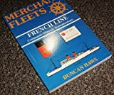 img - for Merchant Fleets: French Line (No. 30) book / textbook / text book
