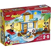 Lego DUPLO Disney Mickey & Friends Beach House Building Set