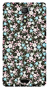 TrilMil Printed Designer Mobile Case Back Cover For Sony Xperia ZR