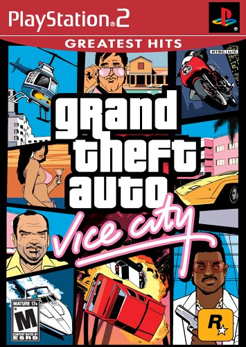 Grand Theft Auto: Vice City (2002) (Video Game)
