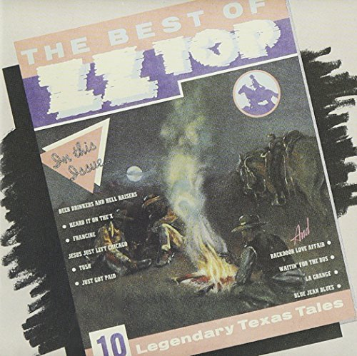 Best of Zz Top by Zz Top (1990-10-25) by Zz Top (1990-10-25)
