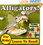 "Children's Book: ""Alligators! Learn A..."