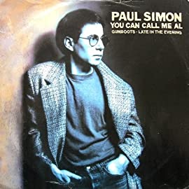 You Can Call Me Al Paul Simon