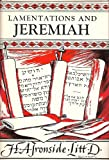 Jeremiah Prophecy and Lamentations (0872133710) by Ironside, H. A.