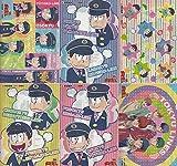 東急線×おそ松さん おそ急さん クリアファイル 全6種セット