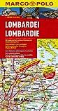 MARCO POLO Karte Lombardei 1:200.000: Oberitalienische Seen (Marco Polo Maps)