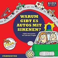Warum gibt es Autos mit Sirenen (KIDS Academy) (       UNABRIDGED) by Annegret Augustin, Katharina Schubert Narrated by Tommi Piper, Julia Fischer