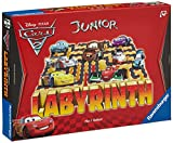 Ravensburger 22135 - Kinderspiel Disney Cars 2 Junior Labyrinth