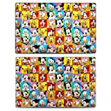 Disney Friends Design Protective Decal Skin Sticker (High Gloss Coating) for Microsoft Surface 2 (1572) Window Tablet